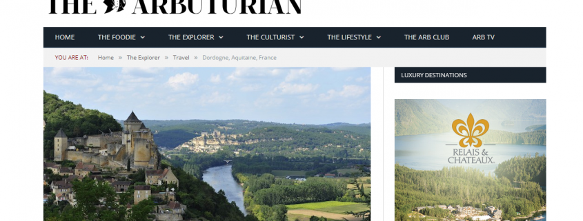 Arbuturian Article