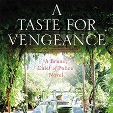 A Taste for Vengeance - book cover