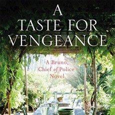 A Taste for Vengeance - book cover